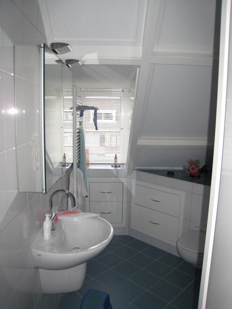Nieuw badkamer